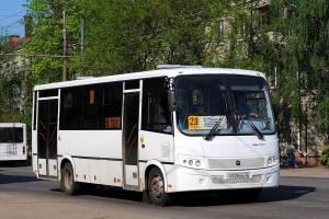 В Брянске скорректировали расписание автобуса №23 по выходным