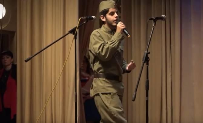 В Брянске прошел традиционный конкурс «Пою моё Отечество»