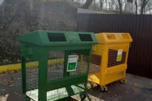 Жителей районных центров Брянщины приобщат к раздельному сбору мусора