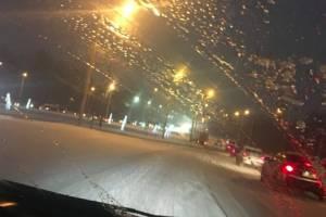 Брянск встал в пробках из-за нечищенных дорог