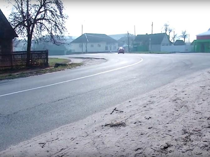 В Новозыбкове пожаловались на опасный перекресток у школы № 6