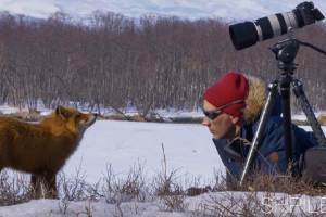 О чём спросить у человека, который полжизни через животных смотрит на мир?
