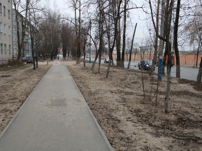 В Брянске на улице Литейной проложили 1,7 км ливневки