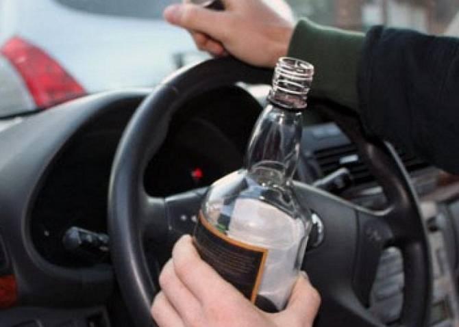 На Брянщине за год задержали 1788 пьяных водителей