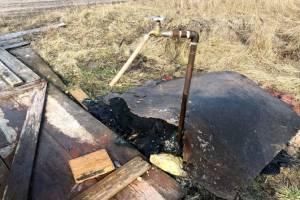 Новозыбковских чиновников обязали отремонтировать изношенный водопровод