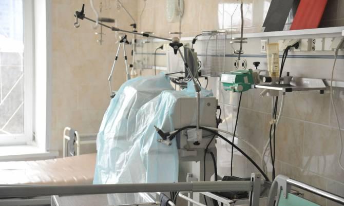 В брянском ковидном госпитале произошел сбой в работе аппаратов ИВЛ