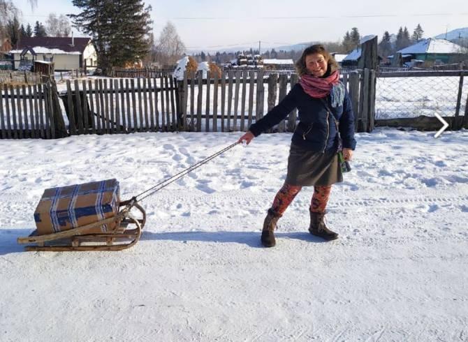 Брянская экс-журналистка Астащенко вышла в эфир «Городского» из Горного Алтая