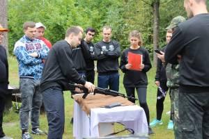 Команда Брянского атвомобильного завода победила в патриотической игре «Партизанские тропы»