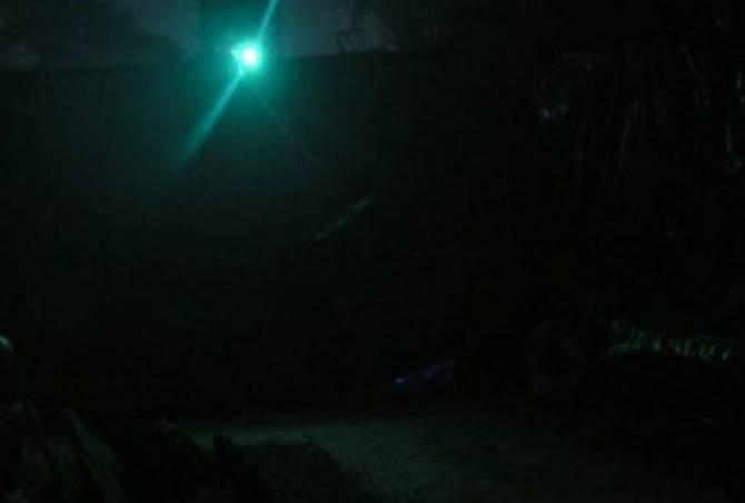Брянский поселок Белые Берега погрузился во мрак