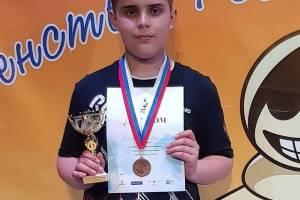 Брянский школьник взял бронзу на шахматном фестивале в Орле