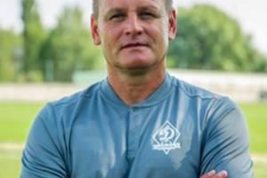 Тренер брянского «Динамо» отмечает 50-летний юбилей