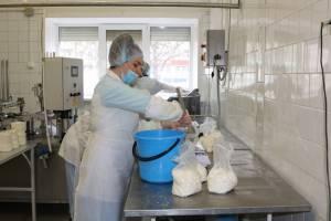 Знак ГОСТа получил биойогурт «Детской молочной кухни Брянска»