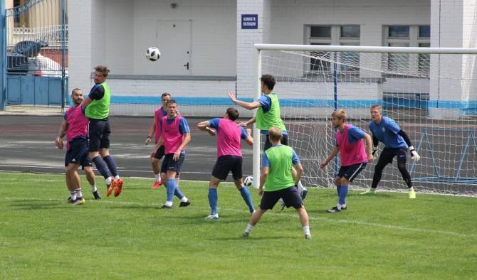 Форвард брянского «Динамо» отметился хет-триком на тренировочном матче