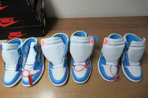 У украинца изъяли поддельные кроссовки «Nike» на 120 тыс рублей