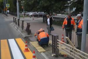 Брянск обещают сделать удобным для маломобильных граждан