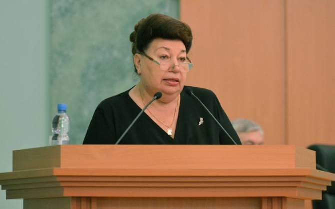 В Брянске облдума проголосовала за замгубернатора Петушкову