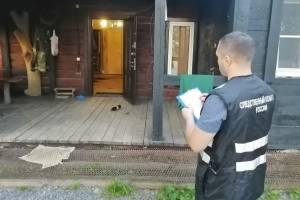 В Навлинском районе мужчина зарезал знакомую