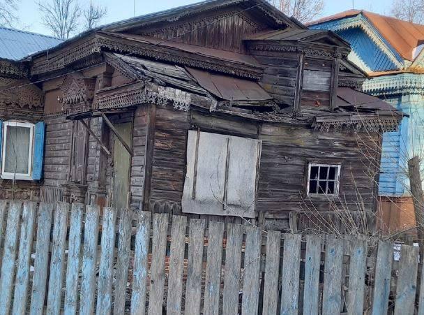 В Новозыбкове сгнило здание органа пропаганды брянского правительства