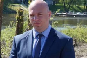 Заместитель брянского мэра Антон Вербицкий ушел в отставку