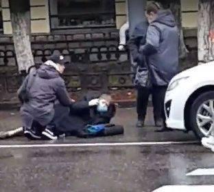 В Брянске автоледи покалечила на «зебре» 69-летнюю пенсионерку