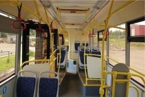 В Брянске водитель автобуса №25 уронил пассажирку