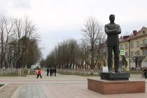 В Брянске благоустроят сквер имени Игната Фокина