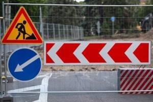 В Большом Полпино 19 октября ограничат движение автомобилей