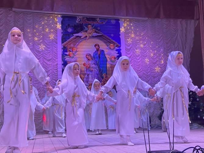 В Навле прошел фестиваль «Подарки для Христа»