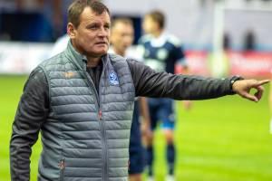 Главного тренера брянского «Динамо» дисквалифицировали на два матча