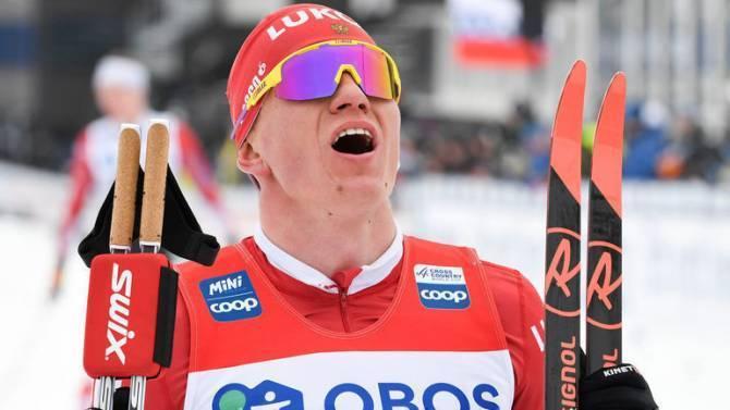 Брянский лыжник Большунов отказался надевать медаль ЧМ