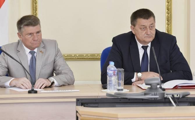 Брянцы потребовали отставки вице-губернатора Резунова