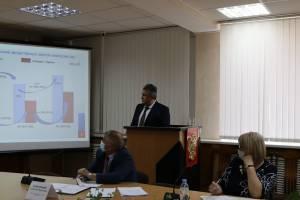 В Брянске за семь месяцев собрали 15 млрд рублей налогов