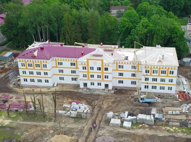 В Стародубе на новую поликлинику потратят 190 миллионов рублей