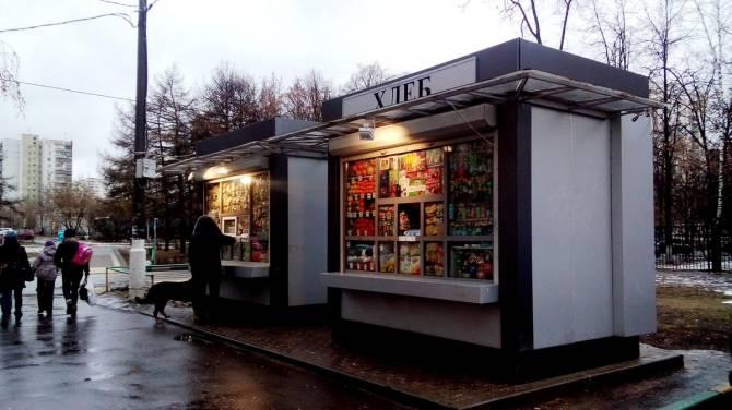 В Брянске проторговали 12 мест под киоски