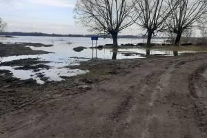 В Брянске «большая вода» подкралась к посёлку Радица-Крыловка