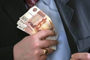 Брянский чиновник за взятку оказывал покровительство стройфирме