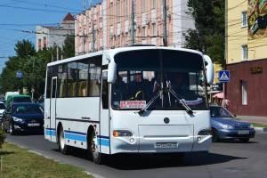 С 26 октября в Брянске запустят удлиненный автобусный маршрут №115