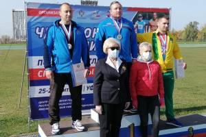 Брянский паралимпиец Шаталов завоевал две медали чемпионата России