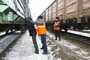 В Новозыбкове уголовника поймали на кражах с железнодорожной станции