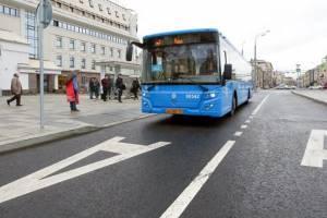 В Брянске возле «Аэропарка» появится выделенная полоса для автобусов