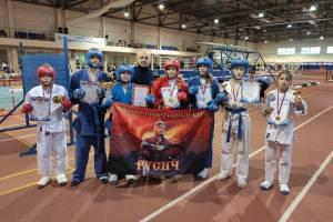 Юные брянские бойцы победили на турнире в Орловской области