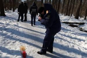 В Брянске сожженное тело младенца обнаружила гулявшая с собакой женщина