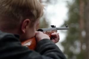 Шестиклассник устроил стрельбу в школе