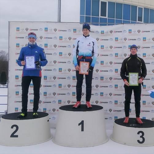 Брянский лыжник победил на чемпионате ЦФО