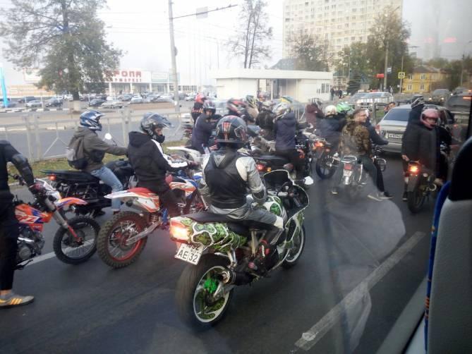 Брянские байкеры откроют мотосезон рок-концертом