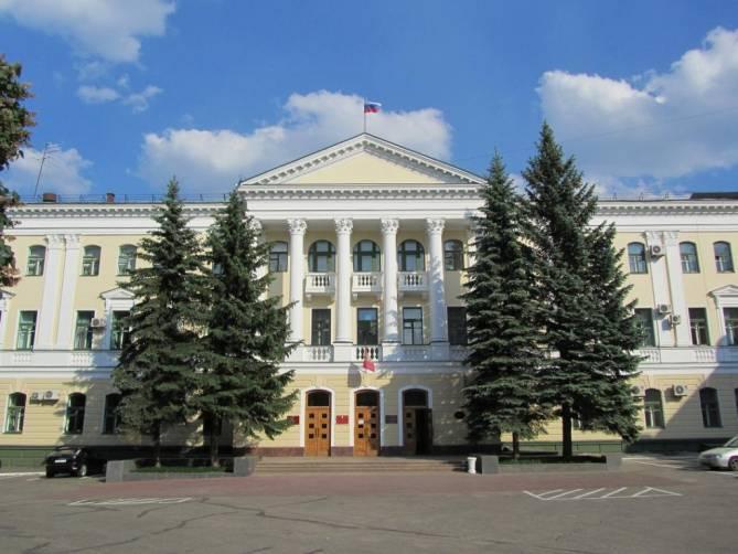 Брянская облдума 9 апреля соберется на внеочередное заседание