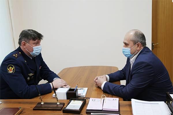 Брянское УФСИН договорилось о сотрудничестве с бизнес-сообществом