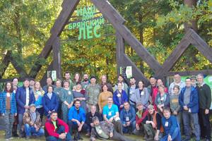В заповеднике «Брянский лес» завершился семинар по фотоловушкам