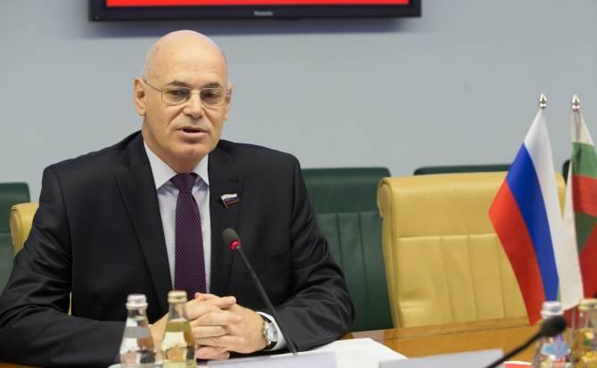 Сенатор назвал Брянск угрозой Москве из-за пандемии COVID-19