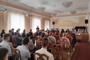 Брянских студентов предостерегли от наркотиков